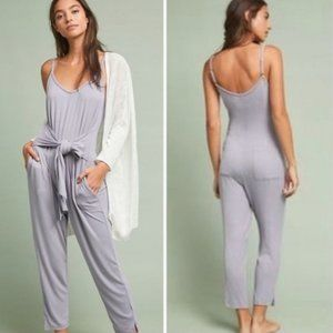 Anthropologie Saturday Sunday Thorpe Jumpsuit Sz L